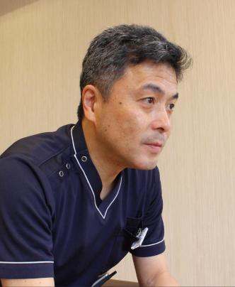 院長 野坂誠士